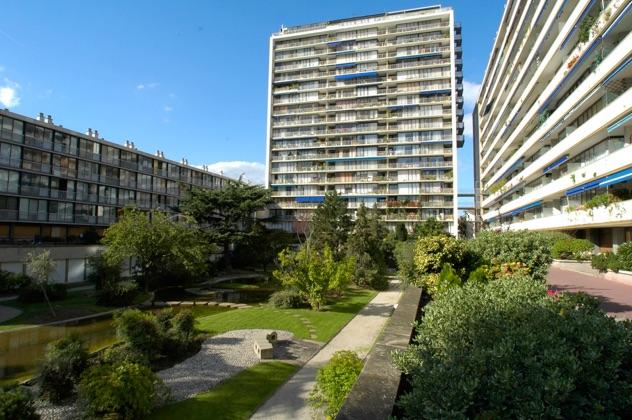 Les constructions de fernand pouillon for Espaces verts boulogne billancourt